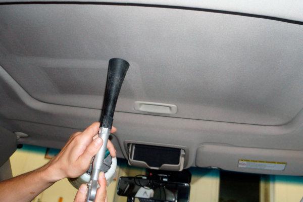 Химчистка салона автомобиля в Гомеле - автомойка 24 Часа
