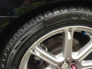 Чернение резины автомобиля - Автомойка 24 Часа